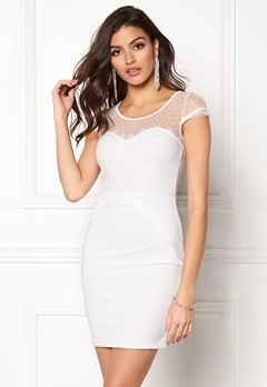 Chiara Forthi Loveli Dress Antique white Bubbleroom.eu