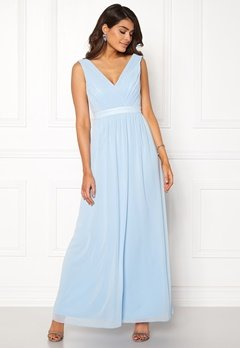 Chiara Forthi Madelaide gown Light blue Bubbleroom.eu