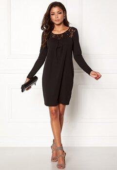 Chiara Forthi Maripier Dress Black Bubbleroom.eu