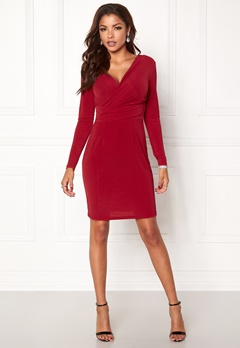 Chiara Forthi Marlow Tunic/Dress Raspberry red Bubbleroom.eu