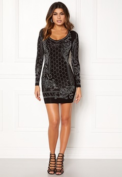 Chiara Forthi Maroushka Dress Black / Silver Bubbleroom.eu