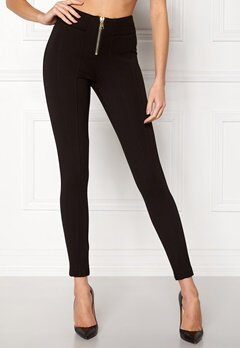 Chiara Forthi Marquesa trousers Black Bubbleroom.eu