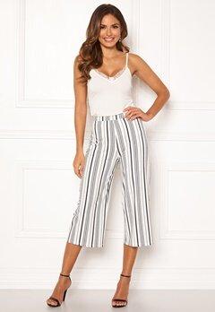 Chiara Forthi Mauritius pants Striped / Offwhite / Black Bubbleroom.eu