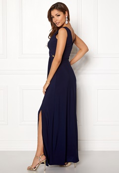 Chiara Forthi Mazzima Dress Dark blue Bubbleroom.eu