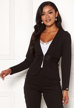 Chiara Forthi Nikita Suit Jacket Black Bubbleroom.eu