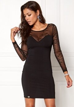 Chiara Forthi Noelle Dress Black Bubbleroom.eu