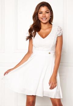Chiara Forthi Princess Dress Antique white Bubbleroom.eu