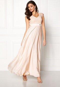 Chiara Forthi Princess Gown Cream Bubbleroom.eu