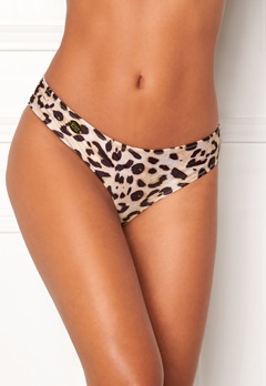 Chiara Forthi Resort Cheeky Bikini Brief Leo Print Bubbleroom.eu