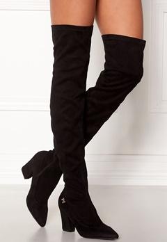 Chiara Forthi Roma overknee boots Black Bubbleroom.eu