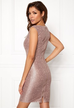Chiara Forthi Sagira Dress Heather pink Bubbleroom.eu