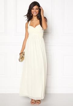 Chiara Forthi Sandrine Dress Antique white Bubbleroom.eu