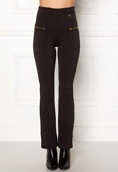 Chiara Forthi Sassari pants Black Bubbleroom.eu