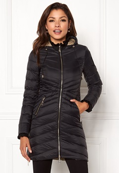 Chiara Forthi Sestriere Light Down Jacket Black Bubbleroom.eu