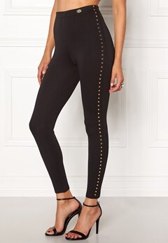 Chiara Forthi Studded Pants Black Bubbleroom.eu