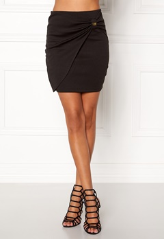 Chiara Forthi Trilby Bow Skirt Black Bubbleroom.eu