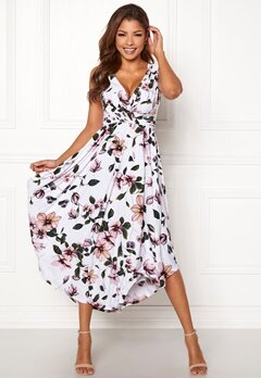 Chiara Forthi Valeria Dress Floral Bubbleroom.eu