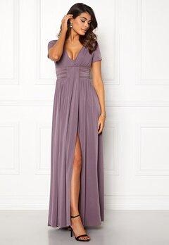 Chiara Forthi Vanessa S/S Gown Light nougat Bubbleroom.eu