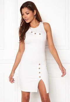 Chiara Forthi Vanna Dress White Bubbleroom.eu