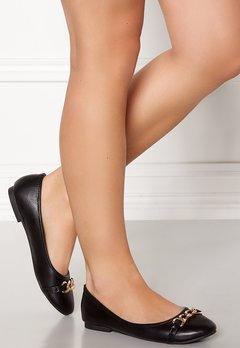 Chiara Forthi Winona ballerina shoes Black Bubbleroom.eu