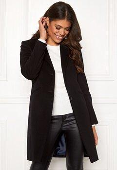 GANT Classic Tailored Coat 5 Black Bubbleroom.eu