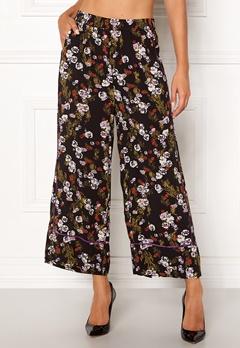 co'couture Amaris Cropped Pant 96 Black Bubbleroom.eu