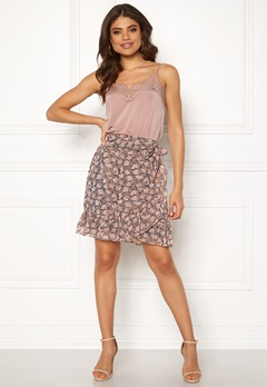 co'couture Amber Skirt Orange Bubbleroom.eu