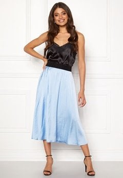 co'couture Cala Skirt Pale Blue Bubbleroom.eu
