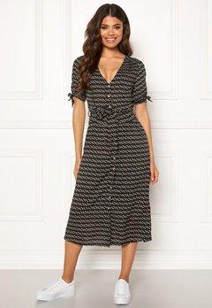 co'couture Chaney Dress Black Bubbleroom.eu