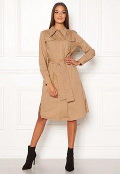 co'couture Coriolis Uniform Dress Beige Bubbleroom.eu
