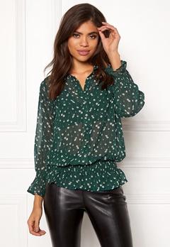 co'couture Daisy Smock Shirt 74 Jade Bubbleroom.eu