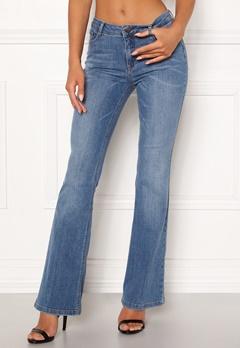 co'couture Denzel Boot Cut Jeans Bleach Denim Bubbleroom.eu