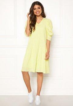 co'couture Idali Puffy Dress Yellow Bubbleroom.eu