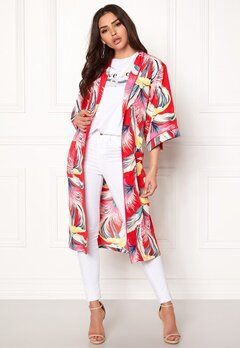 co'couture Tropical Kimono Rio Red Bubbleroom.eu