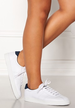 Superga Comfleau Sneakers White-Navy 903 Bubbleroom.eu