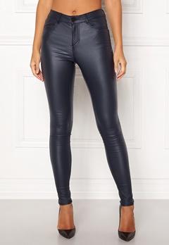 VILA Commit  New Coated Jeans Total Eclipse Bubbleroom.eu