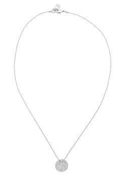 SNÖ of Sweden Corinne Pendant Necklace S/Clear Bubbleroom.eu