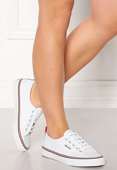 Superga COTU Sneakers White-BlueRed C68 Bubbleroom.eu
