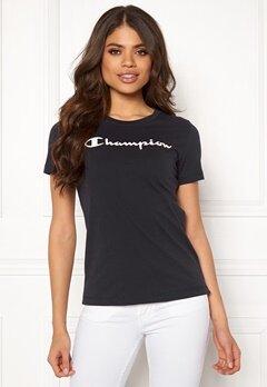 Champion Crewneck T-Shirt Sky Capt BS501 NNY Bubbleroom.eu