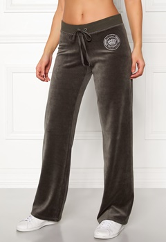 Juicy Couture Crown Velour Mar Vista Pant Tophat Bubbleroom.eu