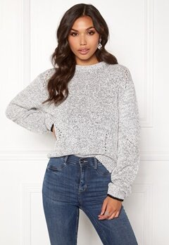 DAGMAR Bel Sweater Salt & Pepper Bubbleroom.eu