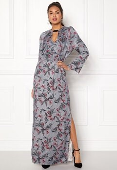 DAGMAR Vara Dress Flower Print Bubbleroom.eu