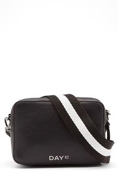 Day Birger et Mikkelsen Day Patch Leather Bag 12000 Black Bubbleroom.eu