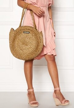 DAY ET Day Straw Round Bag Natural Bubbleroom.eu