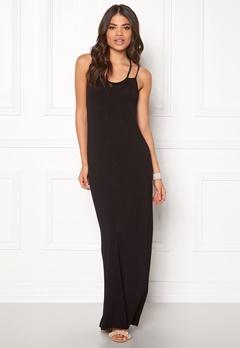D.Brand Daniella Dress Black Bubbleroom.eu