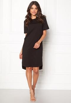 D.Brand Ellen Tee Dress Black Bubbleroom.eu