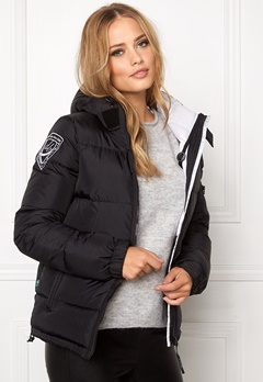 D.Brand Eskimå Jacket Black Bubbleroom.eu