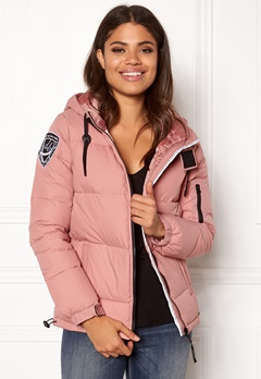 D.Brand Eskimå Jacket Dusty Pink Bubbleroom.eu