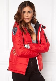 D.Brand Eskimå Jacket Red Bubbleroom.eu