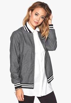 D.Brand Wool Jacket Grey Bubbleroom.eu